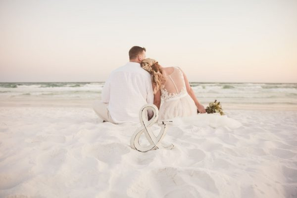 More Than Words Ceremony Destin Wedding Package